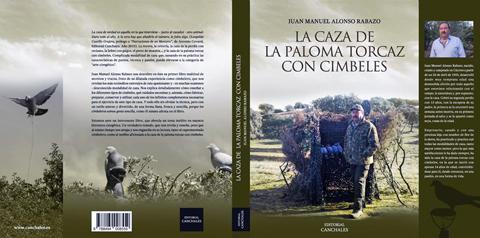 Nuevo Libro La Caza de la Paloma Torcaz con Cimbel.