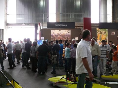 Feria de muestra en Badajoz
