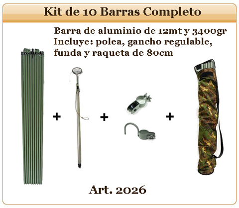 armeria kit 120 art2026
