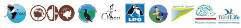 logos tabla de conteo de migracion de paloma torcaz en francia
